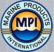 "MPI Series 252 Corrugated Marine Exhaust Hose 1-5/8"" ID"