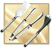 Magma A10281 Stainless Steel Tongs