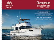 Maptech R0412 Chartkit R4 Chespke & Del Bay