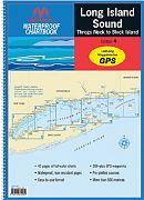 Maptech WPB032504 Chartbook Long Isld Sound