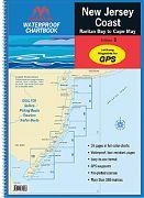 Maptech WPB036003 Chartbook New Jersey Coast