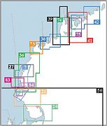 Maptech WPC0216 Chart Wp Ma Bay & Bos Hbr