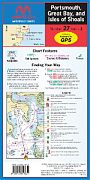 Maptech WPC027-03 Wpcht 27 Ports Grbay Isl/Shoal