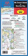 Maptech WPC04202 Chart Wp Mt Des Is Machias Bay