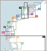 Maptech WPC074 Flip-Fold Waterproof Charts