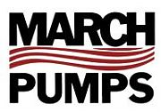 March Pump 0130-0018-1000 Rear Housing & Plug Assembly