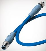 Maretron Blue Mid Cable 8M Male To Female Connector