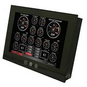 "Maretron TSM1330C 13.3"" Vessel Monitoring Control Touchscreen"