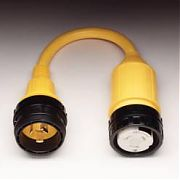 Marinco 117A 50A Female to 30A Male Pigtail Adapter