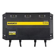 Marinco 28330 30A 3 Bank 110/230V Battery Charger