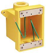 Marinco 6083CR FD Yellow Box
