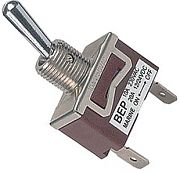 Marinco SW32114 12 Volt 20A Toggle Switch