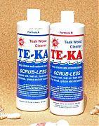 Marine Tex RM341K Teak Cleaner 2 Quarts