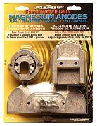 Martyr CMALPHAKITM Mercruiser Alpha I Generation II Anode Kit - Magnesium
