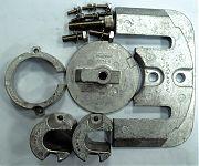 Martyr CMBRAVO1KITA Mercruiser Bravo II & III Anode Kit - Aluminum