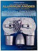 Martyr CMBRAVO3KITA Bravo III Anode Kit - Aluminum