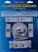Martyr CMVERADO6KITA Mercury Verado Anode Kits - Aluminum - 6 Cylinder