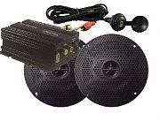 Milennia MA100PKG MP3 Kit with Amp/Speakers Package