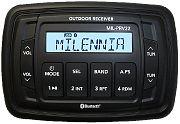 Millenia PRV22 Am/Fm/Usb 4X45 Watt Bluetooth