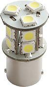 Mings Mark 25002V Nat Wht 1156 1141 LED 40 45K