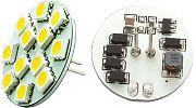 Mings Mark 5050102 G4 Back Pin Cool Wht LED Bulb