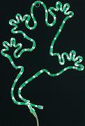"Mings Mark 8080126 LED Deco Rope Light 24"" Lizard"