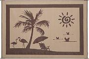 Mings Mark BP8117 Mat Beachpar 8´X11´ Brown Beig