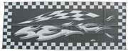 Mings Mark HA1-CHECKERED 8X12 Patiomat Checkered Flag