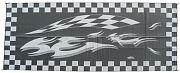 Mings Mark HB1-CHECKERED 8X16 Patiomat Checkered Flag