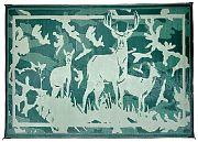 Mings Mark HC8114 Mat Deer 8´ X11´ Camo Green