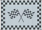Mings Mark RF-8201 8X20 Patiomat Racing Flag