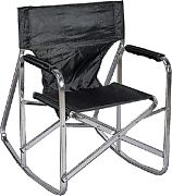 Mings Mark SL1205-BLACK Camping Chair Rocker Black