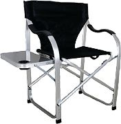 Mings Mark SL1214-BLACK H.D. Director´s Chair Black