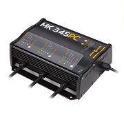 Minn Kota MK345PC Precision Charger 3 Bank 15 Amps