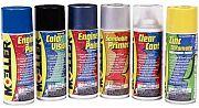 Moeller 025516 Honda Silver Metallic Engine Spray Paint