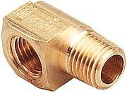 Moeller 03320610 Brass Elbow - Male/Female 90 DEG