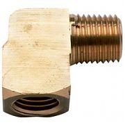 Moeller 03343610 Moeller Universal Fuel Connector - Elbow - Male/Female
