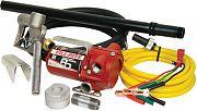 Moeller 730094 Fuel Pump 12 Volt With Pipe