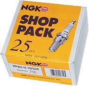 NGK 707 P Spark Plugs Shop Pack