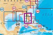 Navionics 632P+ Platinum Plus Central and South Florida