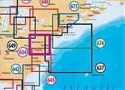 Navionics 634P+ Platinum Plus Chesapeake Bay