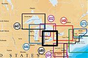 Navionics 649P+ Platinum Plus Lake Erie and St Clair