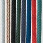 """New England Ropes 50501600015 Double Braided Dockline - White - 1/2"""" x 15´"""