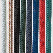 "New England Ropes 50542400050 Double Braided Dockline - Black - 3/4"" x 50´"