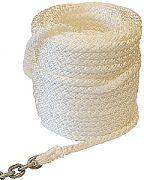 "New England Ropes 50H801600150 Megaplait Chain Rode 1/2""X150´"