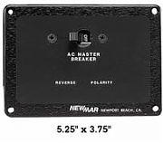 Newmar AC-II AC Master Breaker