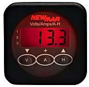 "Newmar DCE 2.5"" Digital Energy Monitor"