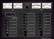 Newmar ES-3 Ac/Dc Master Control Panel
