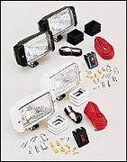 Optronics DL16CC Black Docking Light Kit