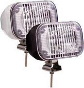 Optronics DLL50CC Black LED Docking/Utility Light